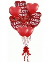 Romantic Heart Balloons