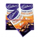 Cadbury Roast Almond chocolate