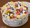 Hershey's Tin with Classic Mix