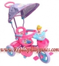 2-in-1 Trike with Shade