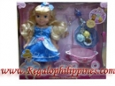 Party Time Playset with Cinderella Doll