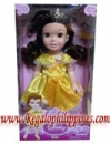 "15"" Belle Toddlers Doll"