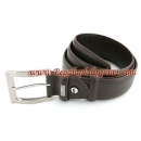 Coffee Leather Belt