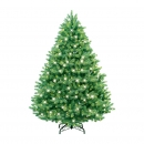6' Grand Spruce Pre-Lit Christmas Tree