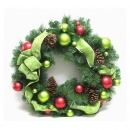 24 inches Decorative Pine Wreath