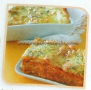 Goldilocks baked lasagna