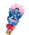 stitch bouquet