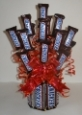 Snickers bouquet