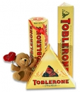 Toblerone and Teddy Bear